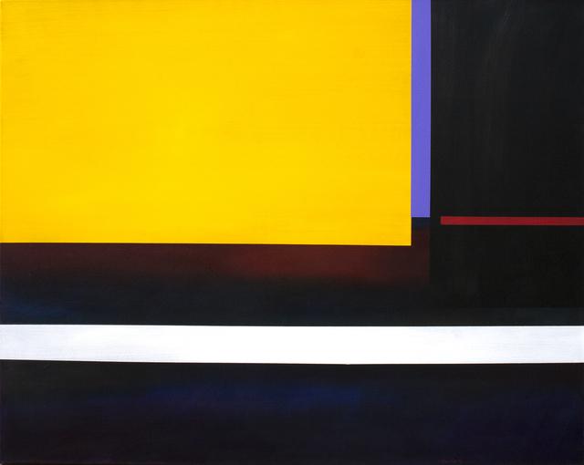 John Axton, 'The Last Rainbow', 2019, Painting, Oil, Ventana Fine Art