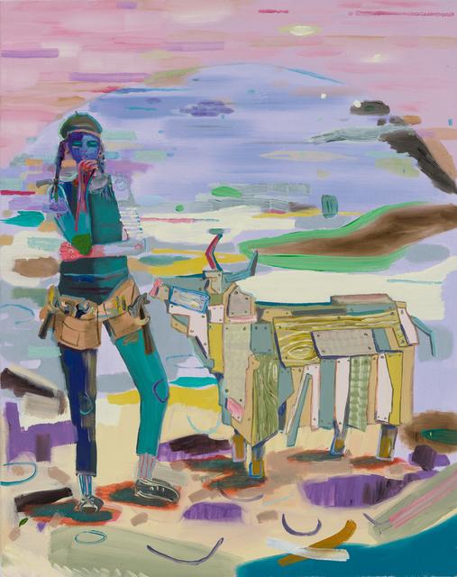 , 'DIY Ranch,' 2018, Asya Geisberg Gallery