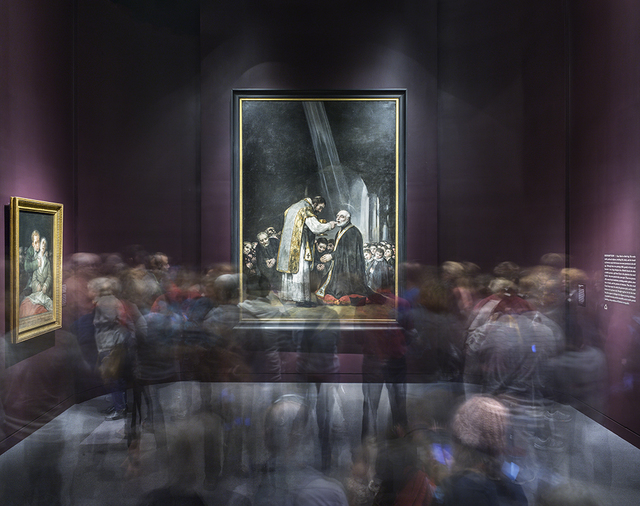 , 'Goya's Last Communion of Saint Joseph of Calasanz, Museum of Fine Art, Boston, 2014 (TV14686),' 2016, Benrubi Gallery