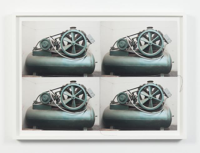 , 'Machine,' 2016, Benrubi Gallery