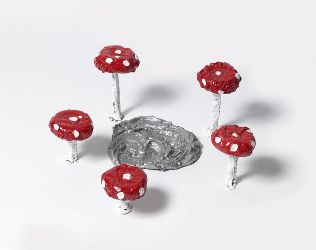 , 'Mushroom Ring,' 2014, Rossi & Rossi