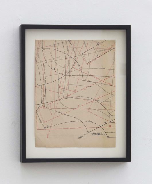 , 'Poema Moldado # 7,' 1976, Galeria Nara Roesler