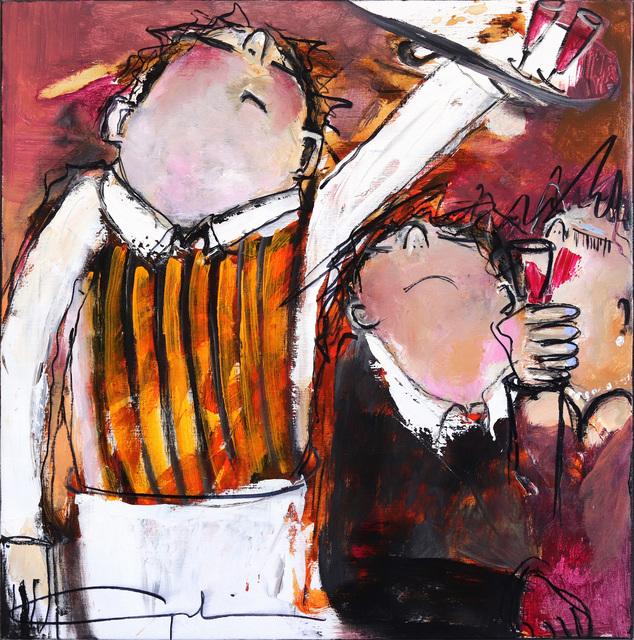 Gerdine Duijsens, 'One More Wine', 2019, Artspace Warehouse