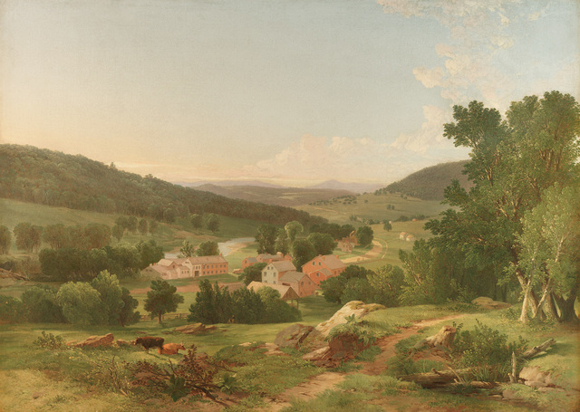 , 'Early Landscape,' 1849, Questroyal Fine Art