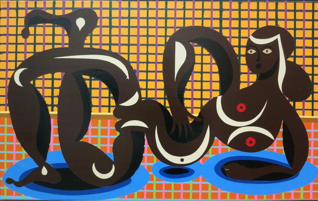 , 'Netsuke 72,' 2017, Galerie Kleindienst