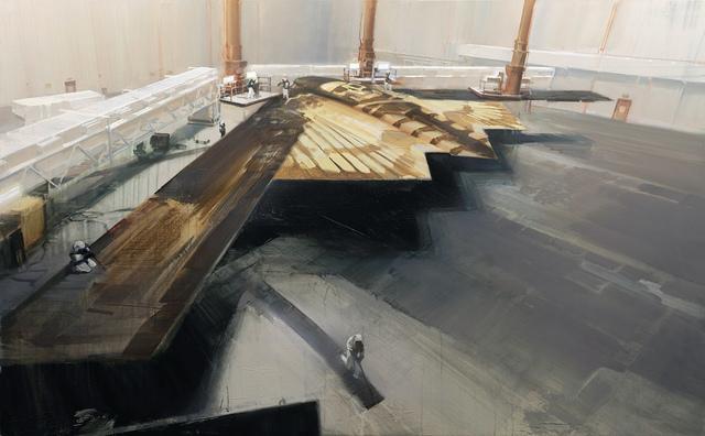, 'Pirates,' 2018, NextStreet Gallery