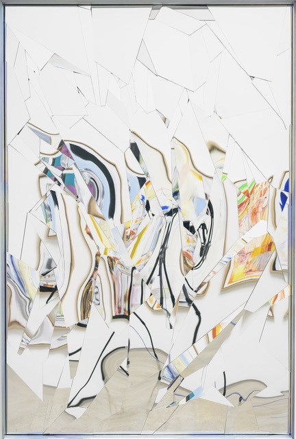 , 'Civitas Solis Ⅲ 2,' 2015, PKM Gallery