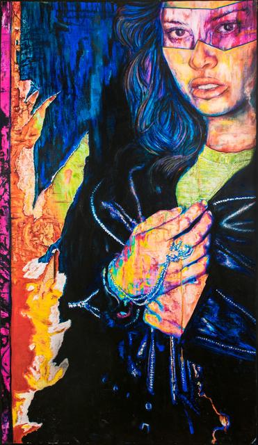 , 'Joan If Arc,' 2017, Dab Art