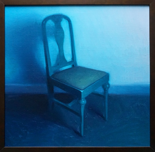 , 'Single Chair,' 2017, Grenning Gallery