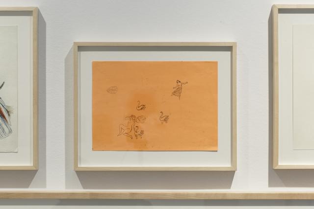 , 'Invisible Lake,' 2009, Travesia Cuatro