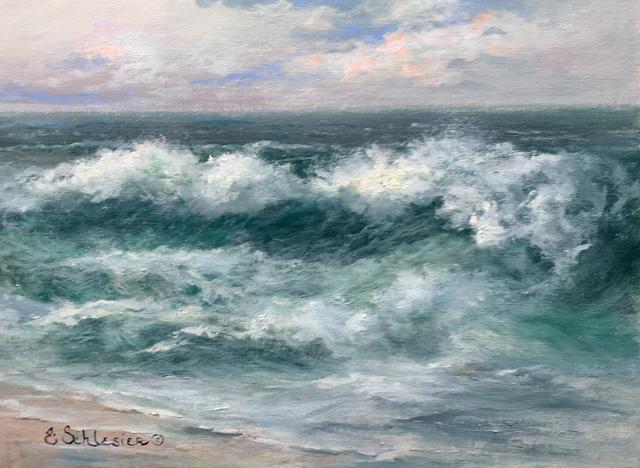 Grace Schlesier, 'Moon Tide', 2019, The Galleries at Salmagundi