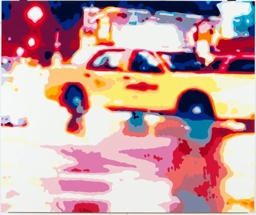 , 'Taxi,' 2016, Galerie von Braunbehrens