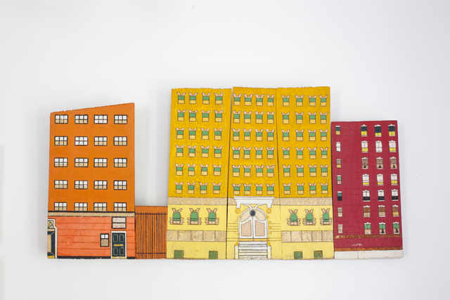 , 'Untitled (City Facades),' ca. 2001, VSOP Projects