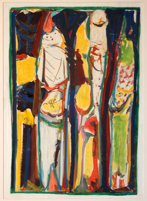 , 'Ressemblement,' 1988, Salwa Zeidan Gallery