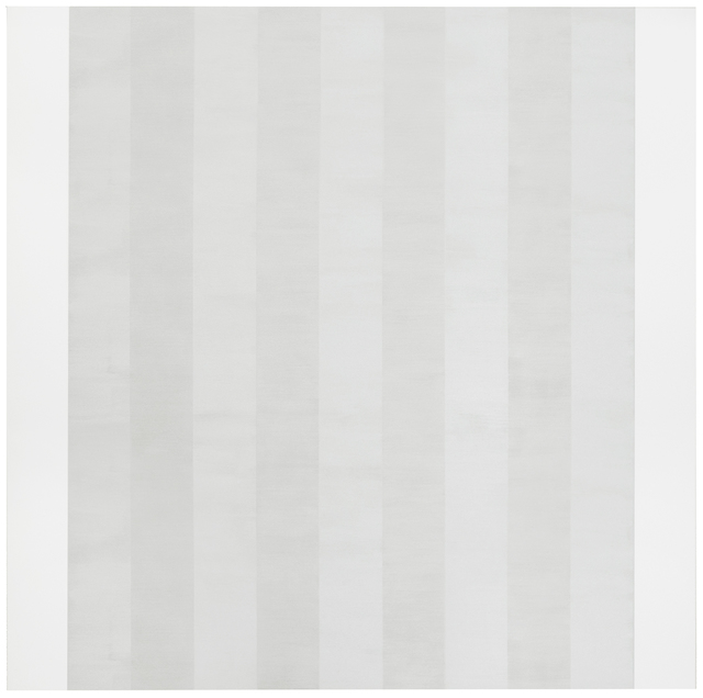, 'Untitled (White Multi Inner Bands, Flat Sides),' 2011, Peter Blake Gallery