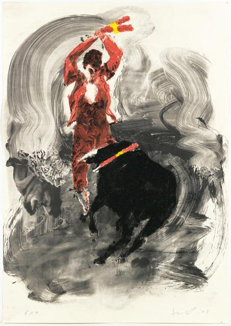 , 'S/T 1,' 2009, Polígrafa Obra Gráfica