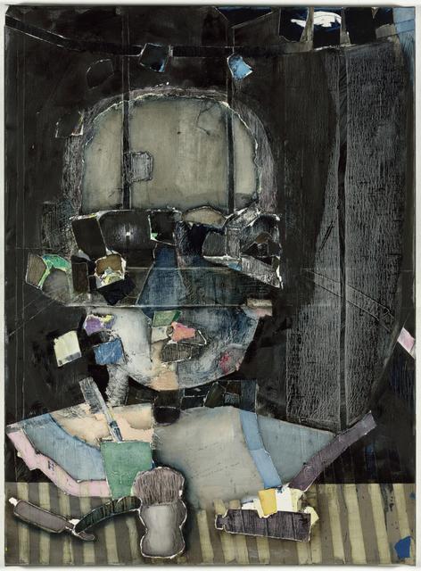 Magnus Plessen, 'Untitled (mirror)', 2015, Mai 36 Galerie