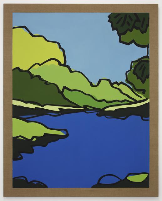 , 'Landscaping,' 2015, Altman Siegel