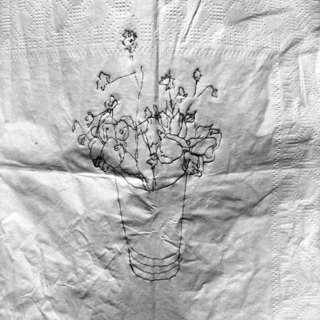 , 'Dinner Drawing ,' 2017, DENK Gallery