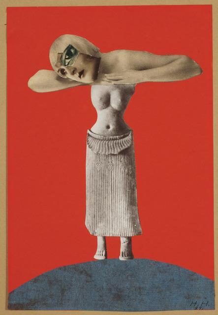 , 'Ohne Titel (Aus einem ethnographischen Museum) ,' 1930, Whitechapel Gallery