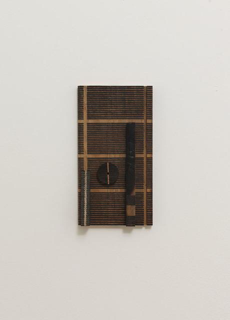 Roger Ackling, 'Voewood', 2011, Annely Juda Fine Art