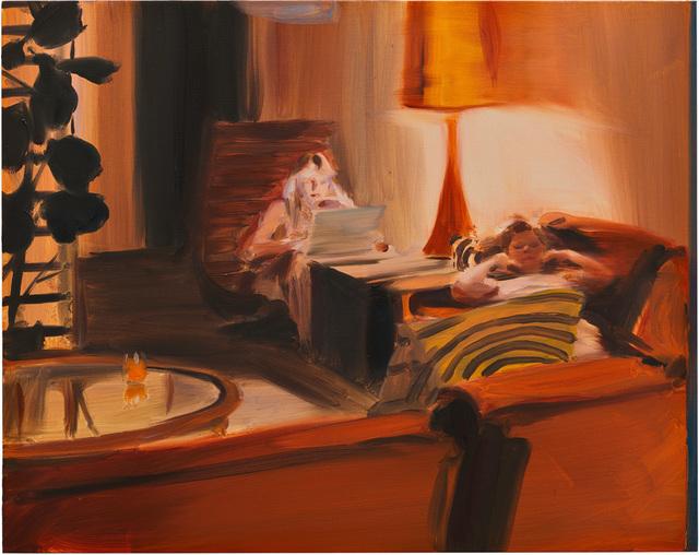 , 'Lounge,' 2016, GRIMM