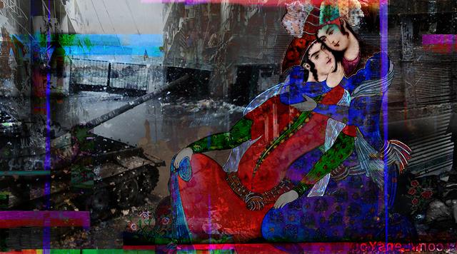 Ghadeer Saeed, 'Waiting for Godot ', 2015, Dar Al-Anda Art Gallery