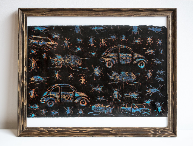 , 'The Beetles still in Mexico,' 2014, Space 776