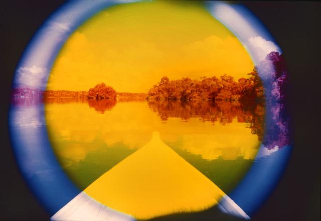 , 'A Canoe Trip,' 1970, Henrique Faria Fine Art