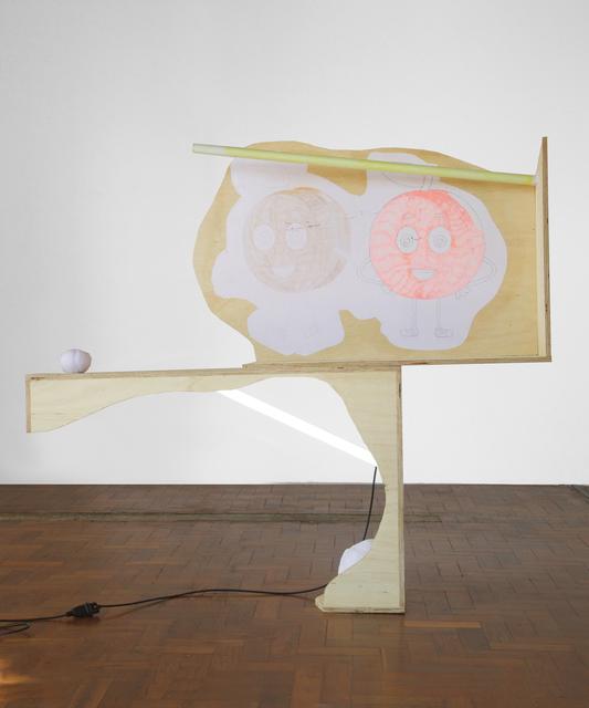 , 'Untitled (Pessegos),' 2016, BFA Boatos Fine Arts