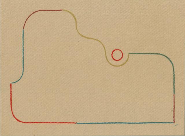 Chloe Fields, 'Meadow No. 2', 2019, Uprise Art