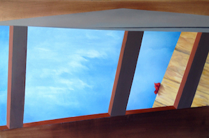 , 'Hurdles #1,' 2013, Joshua Tree Art Gallery