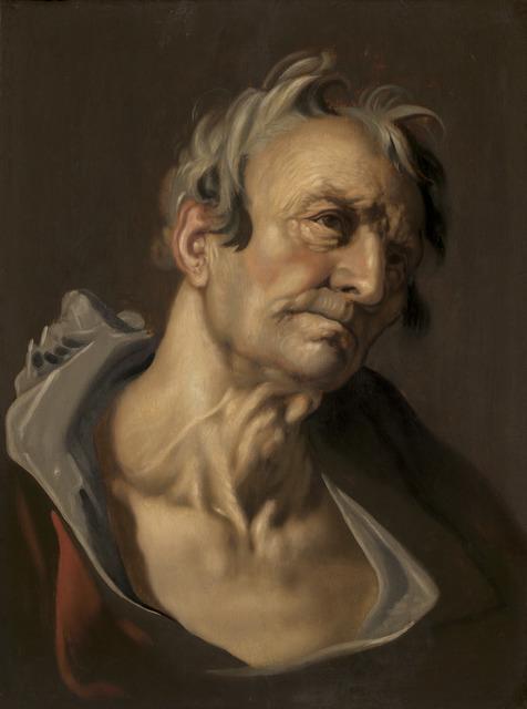 Abraham Bloemaert, 'Head of an Old Man', National Gallery of Art, Washington, D.C.