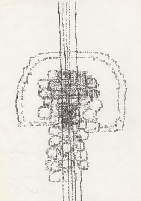 , 'J-O-FIGÜRATION,' 1970, Galerie aKonzept