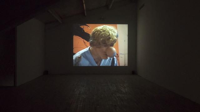 , 'Painter,' 1995, M WOODS