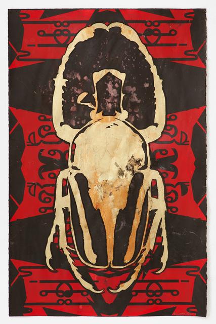 , 'Wittgensteins Beetle 1356,' 2018, Mario Mauroner Contemporary Art Salzburg-Vienna