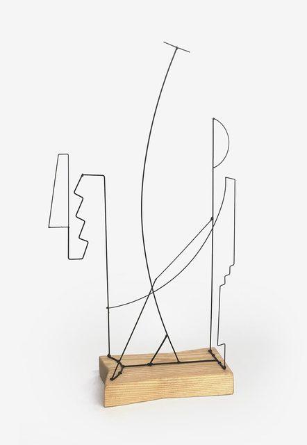 , 'Wire Landscape I,' 2017, Uprise Art
