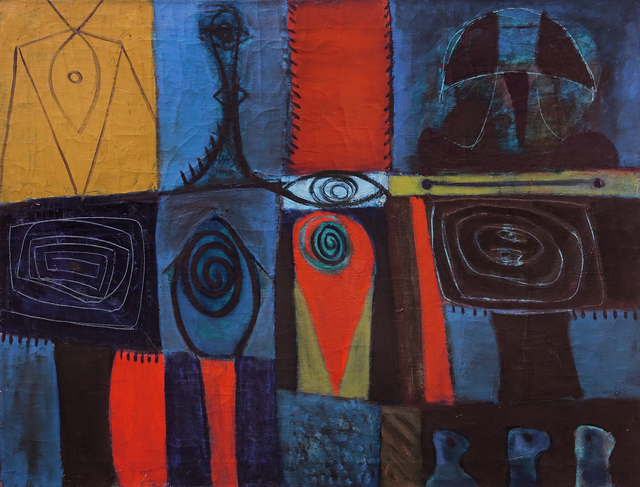 , 'Festival,' 1945, Hollis Taggart Galleries