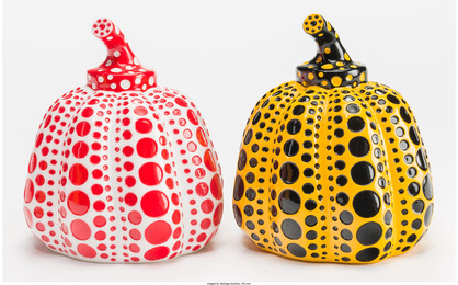 Red and Yellow Pumpkin (Open Edition) (2 works)