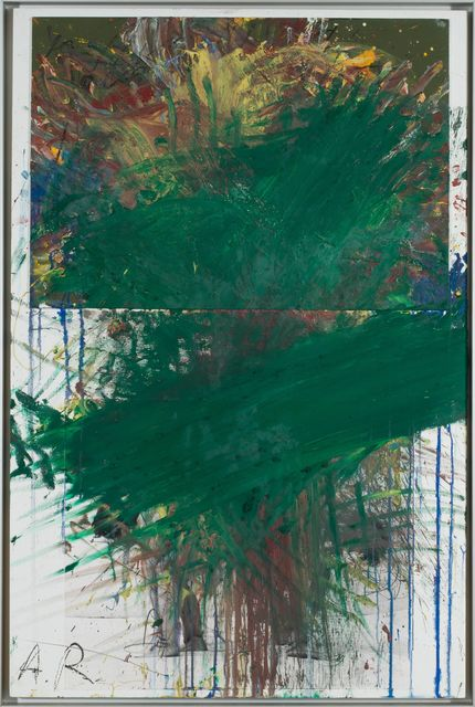 , 'Grasguß,' 1982, Galerie Elisabeth & Klaus Thoman
