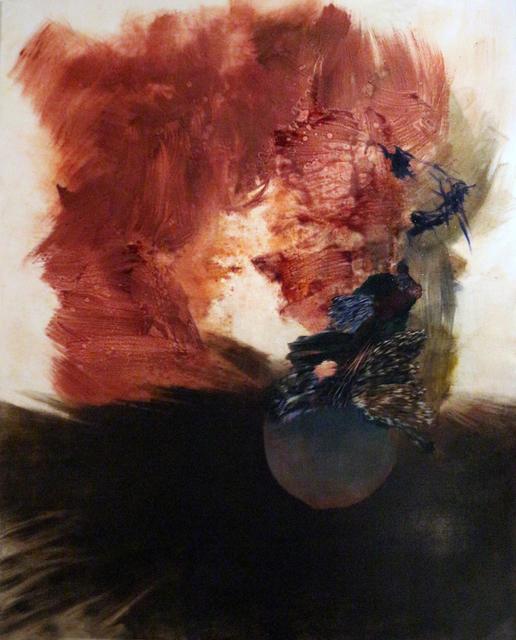 NENGI OMUKU, 'Stay', 2015, Painting, Oil on canvas, Omenka Gallery