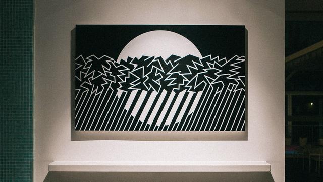 , 'Ghost Eyes,' 2015, Marie Baldwin Gallery