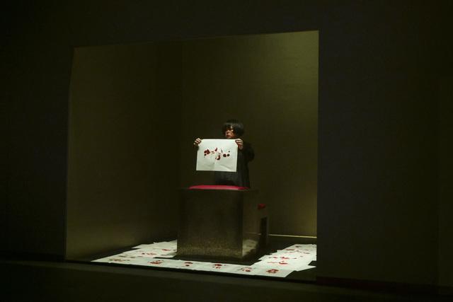 , 'Behind the Light,' 2016, Singapore Art Museum (SAM)