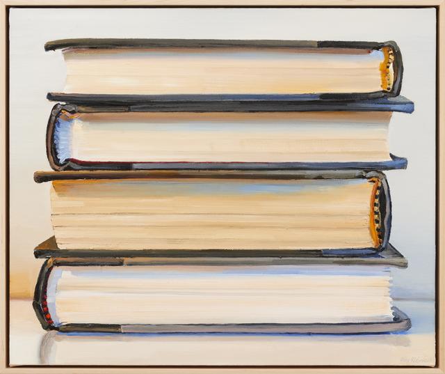 Ray Kleinlein, 'Books', 2017, Paul Thiebaud Gallery