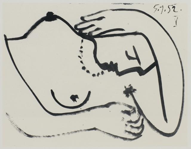 , 'La Guerre et la Paix,' 1954, Gallery On The Move