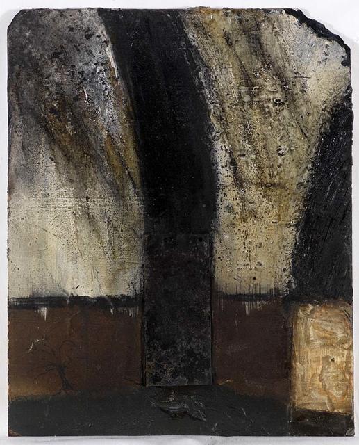 , 'Fire Painting XXIV,' 2017-2018, Osborne Samuel
