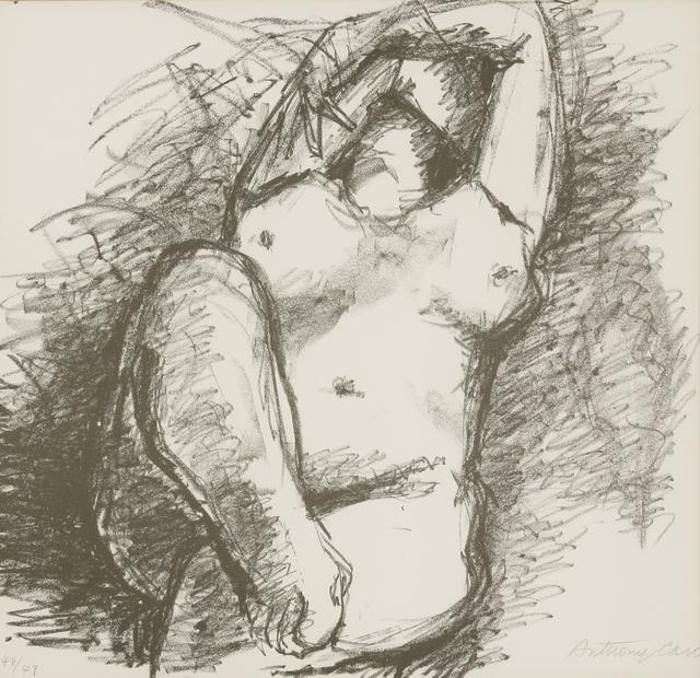 Anthony Caro, 'Nude', 1987, Sworders