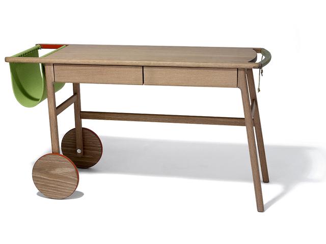 , 'Rolling Desk,' 2016, kinder MODERN