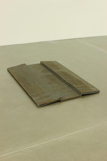 , 'New Slot,' 1989, Galerie Hans Mayer