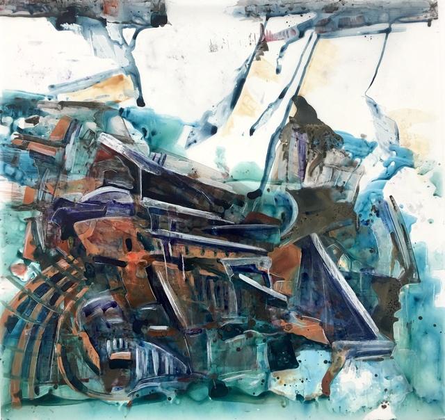 Zahra Nazari, 'Untitled', 2019, Kourosh Mahboubian Fine Art